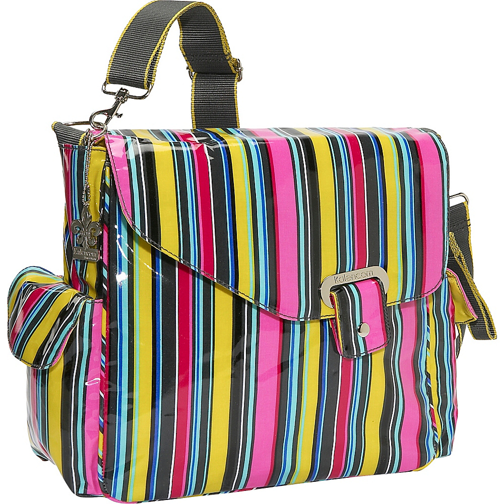 Kalencom Ozz Coated - Petal Stripes - Handbags, Diaper Bags & Accessories