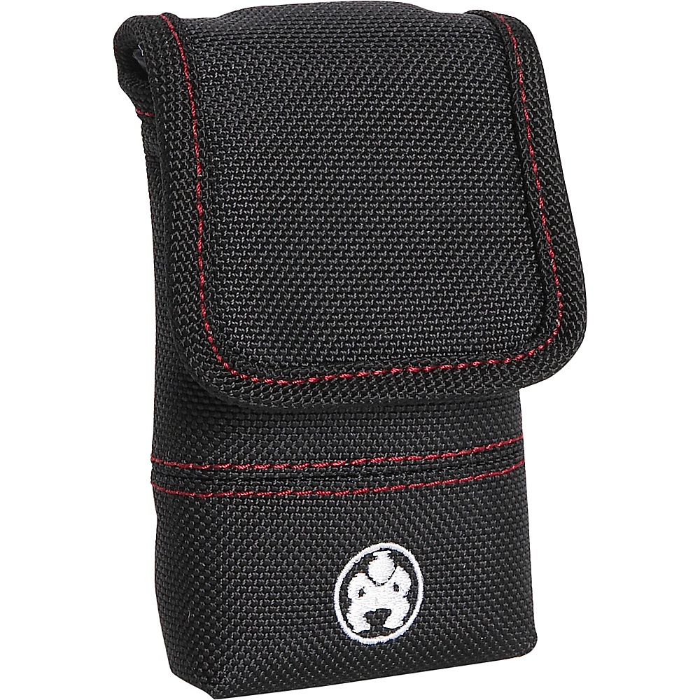 Sumo Nylon Flap Case Black