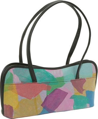 Global Elements Recycled Plastic Bags Handbag Eco Friendly Handbag