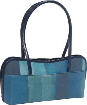 Global Elements Recycled Plastic Bags Handbag
