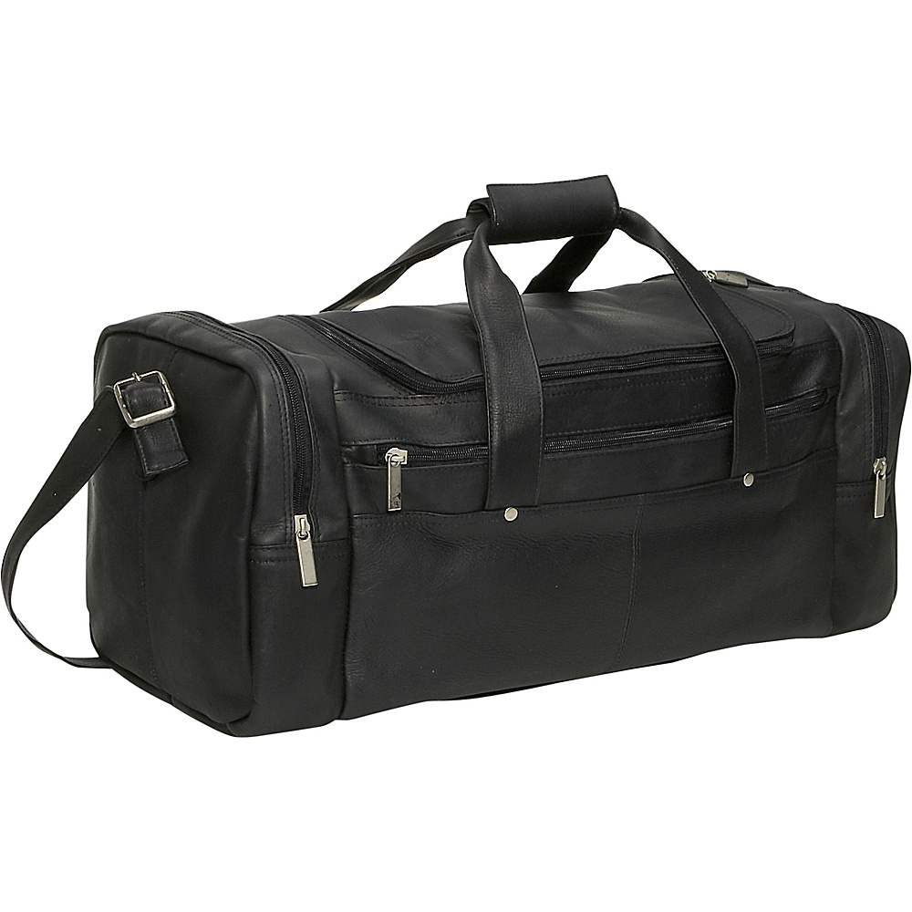 David King & Co. 20 Duffel Bag Black - David King & Co. Travel Duffels - Duffels, Travel Duffels