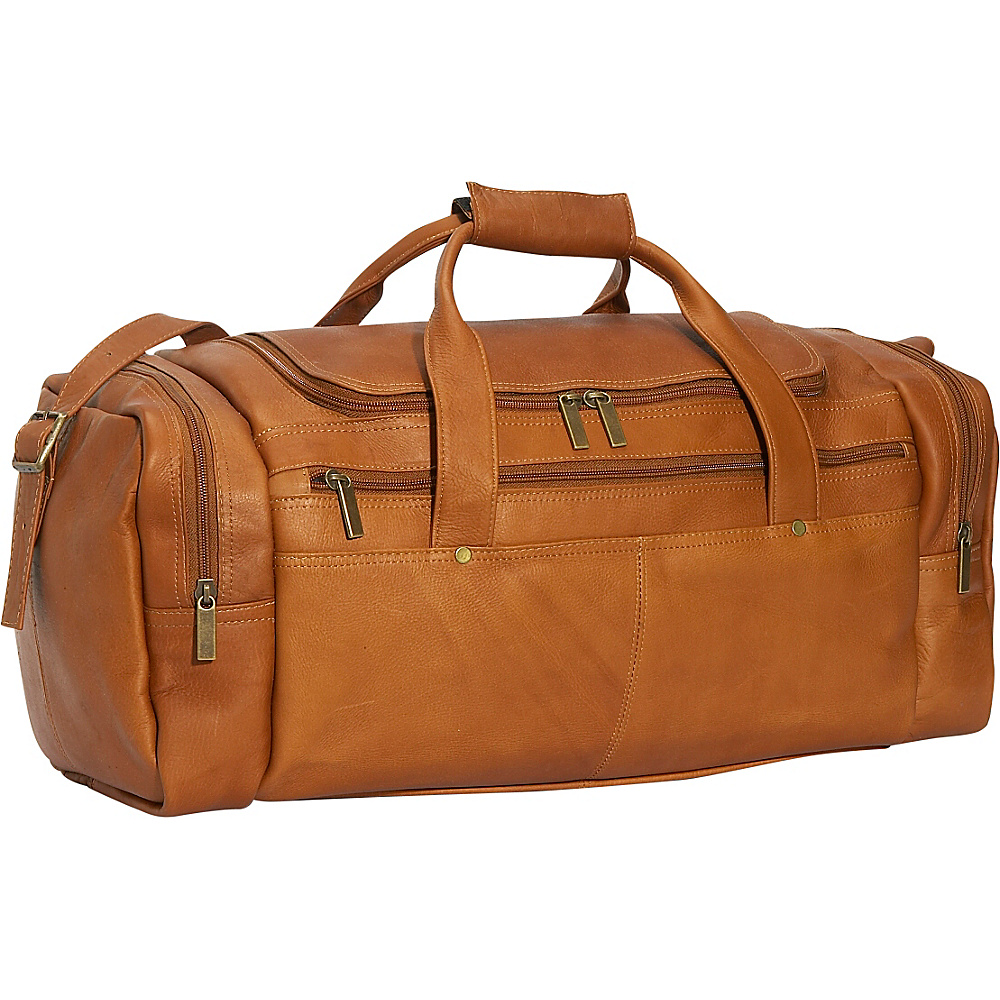 David King & Co. Duffel Bag - Tan - Duffels, Travel Duffels