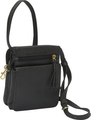 J. P. Ourse & Cie. Gizmo Bag - Black