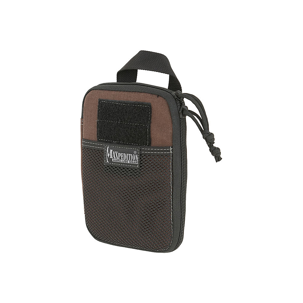 Maxpedition E.D.C. POCKET ORGANIZER Dark Brown Maxpedition Other Sports Bags