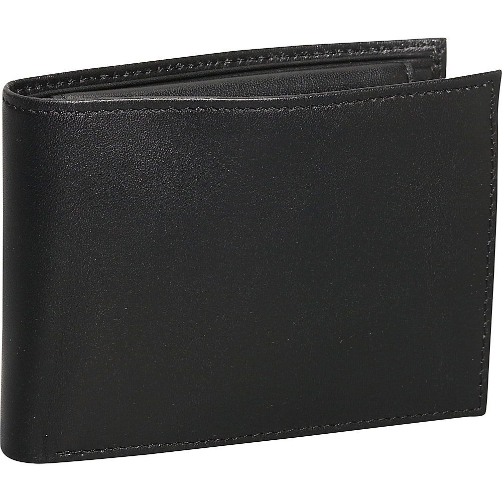 Dopp Regatta Double ID Billfold - Black - Work Bags & Briefcases, Men's Wallets