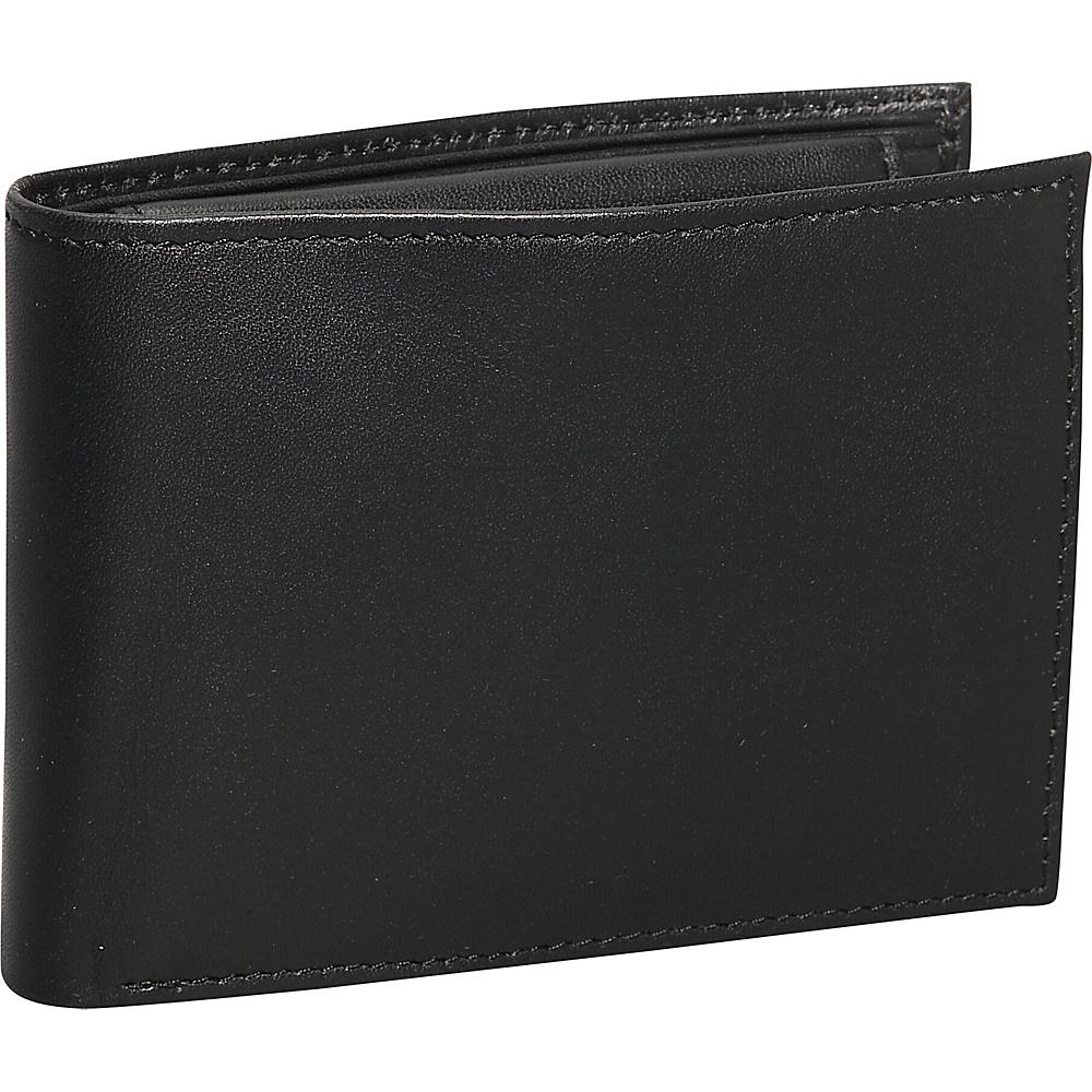 Dopp Regatta Double ID Billfold - Black - Work Bags & Briefcases, Men's Wallets