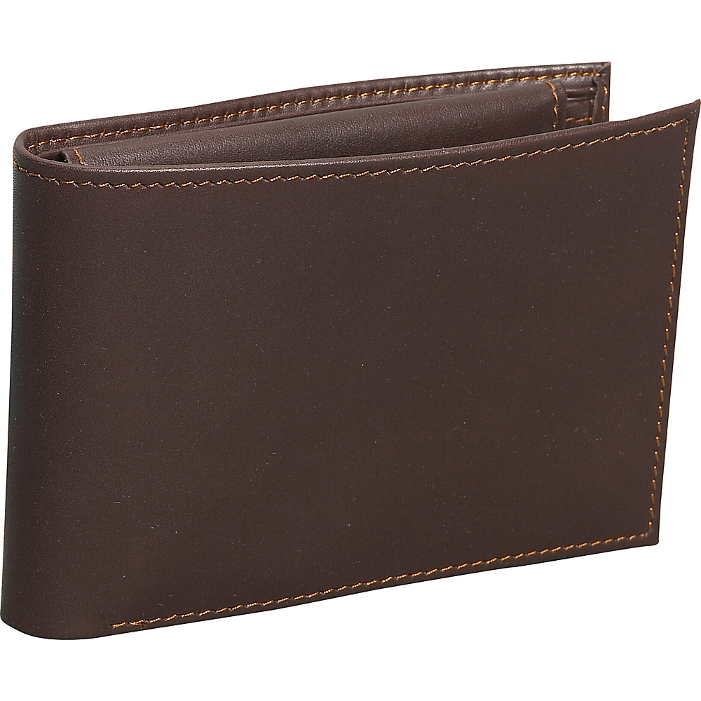Dopp Regatta Double ID Billfold - Mahogany - Work Bags & Briefcases, Men's Wallets