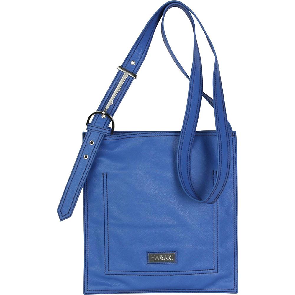 Hadaki Leather Scoop Sling - Cross Body - Handbags, Fabric Handbags