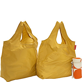 GoGo Green Shopping Bag Kit: Orange Circle Orange Circle