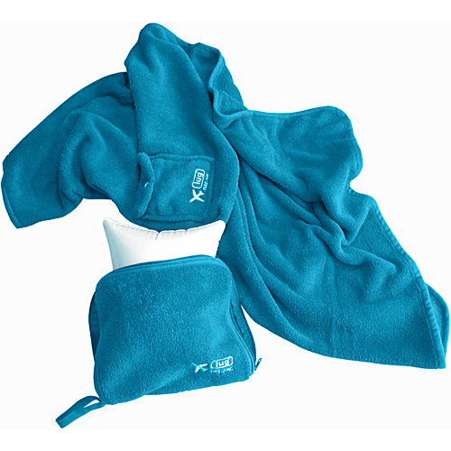 Lug Life Nap Sac Blanket & Pillow - Ocean