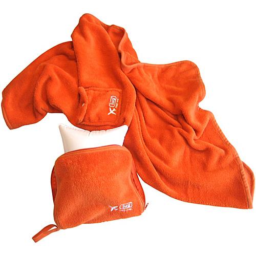 Lug Life Nap Sac Blanket & Pillow - Sunset