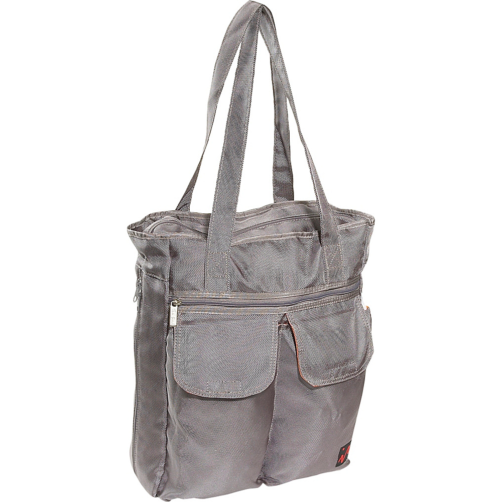 Ice Red UNI Cargo Laptop Tote - Grey - Work Bags & Briefcases, Women's Business Bags