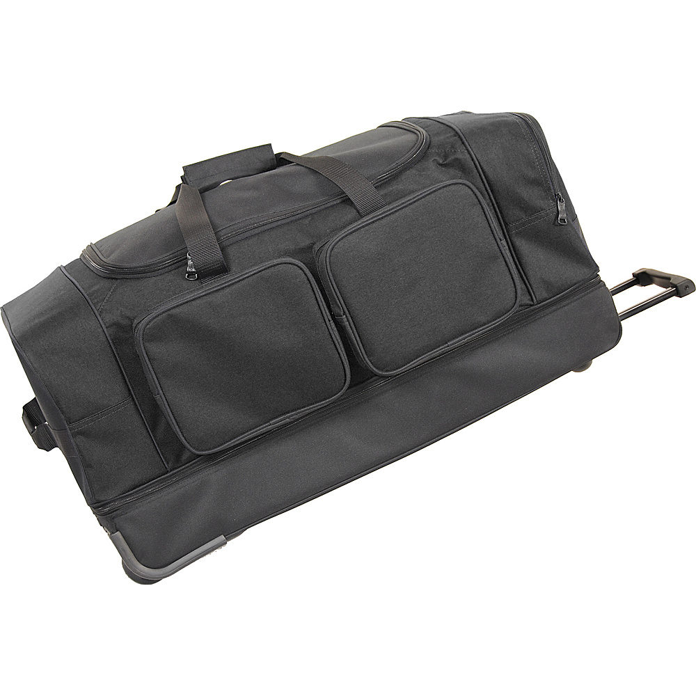 Netpack Summer 30 Wheeled Duffel - Black - Luggage, Rolling Duffels