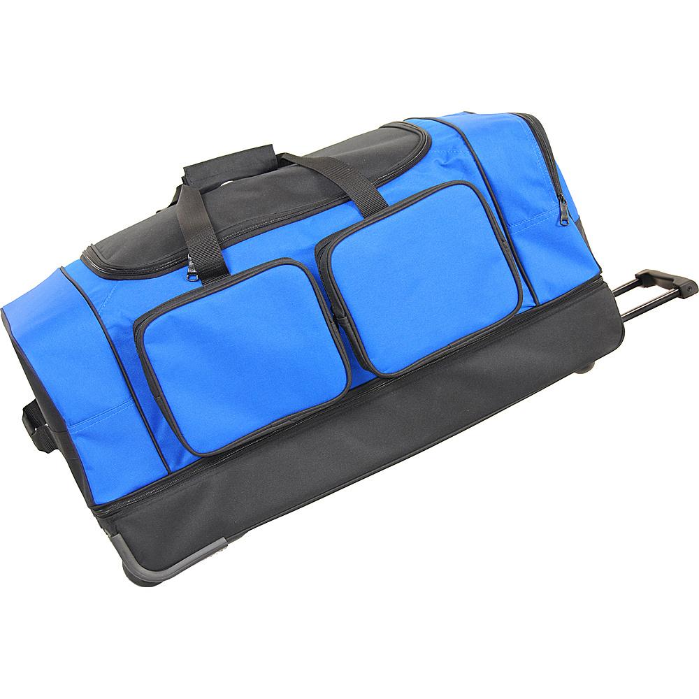 Netpack Summer 30 Wheeled Duffel - Blue - Luggage, Rolling Duffels