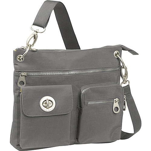 baggallini Sydney Bagg Silver Hardware - Tote