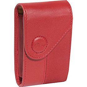 Napoli 20 Camera Case Red