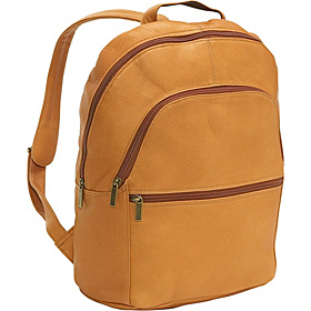Computer Back Pack Tan