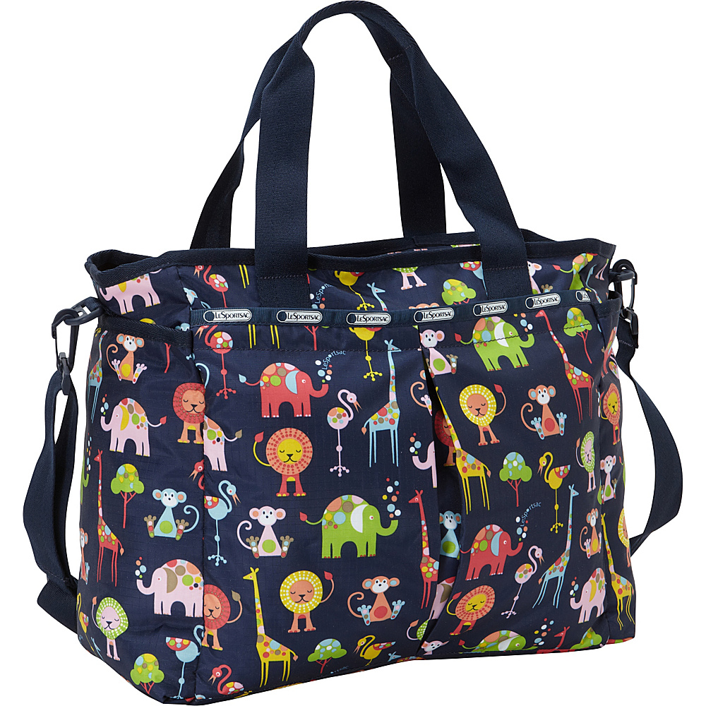 LeSportsac Ryan Baby Bag Zoo Cute - LeSportsac Diaper Bags
