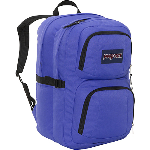 JanSport The Merit Purple Sky - JanSport Laptop Backpacks - Backpacks, Laptop Backpacks