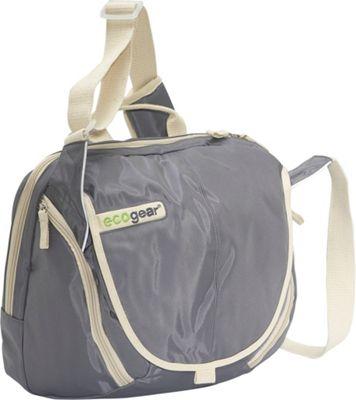 ecogear Fjord Messenger Bag - Grey