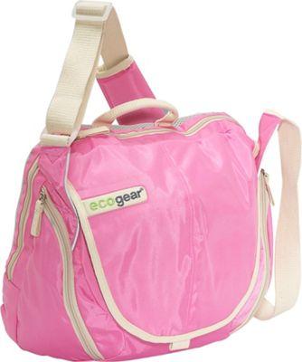 ecogear Fjord Messenger Bag - Pink