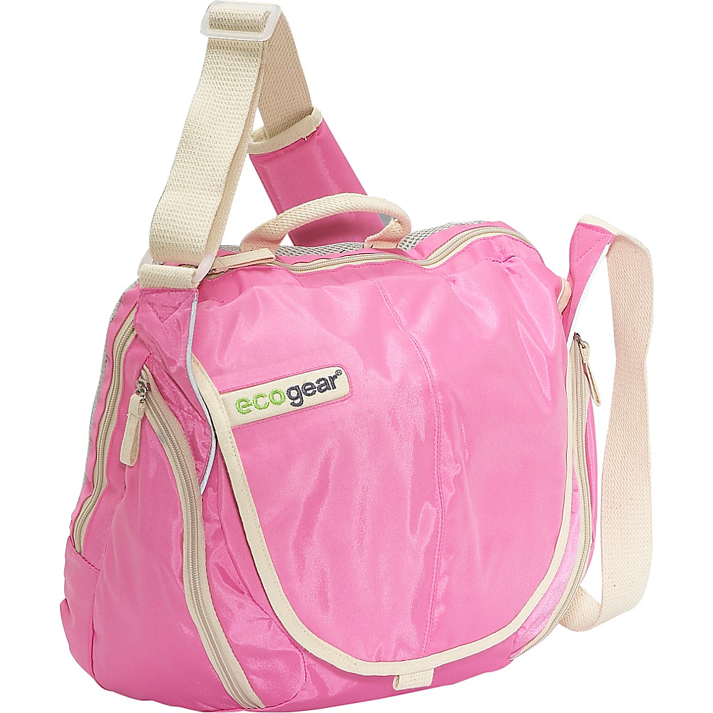 ecogear Fjord Messenger Bag - Pink - Work Bags & Briefcases, Messenger Bags