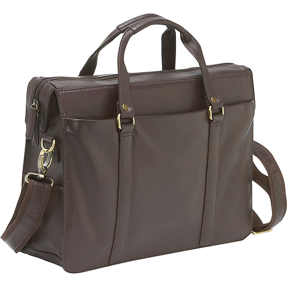 Bellino The Insider - Brown - Work Bags & Briefcases, Non-Wheeled Business Cases