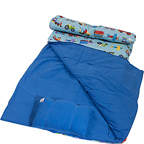 Olive Kids Trains, Planes & Trucks Sleeping Bag Trains Planes Trucks