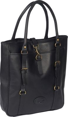 ClaireChase Shoulder Tote - Black