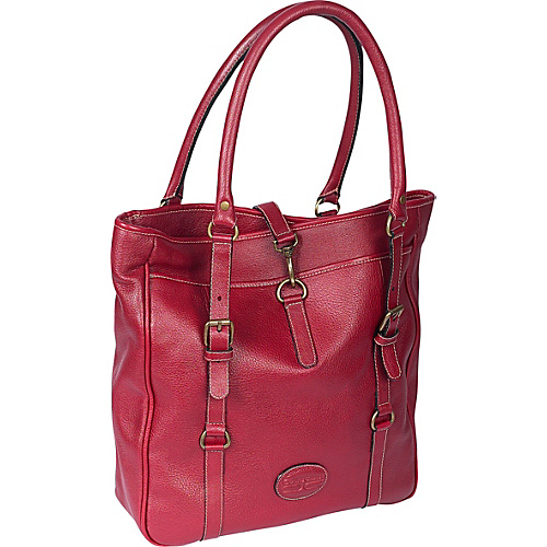 ClaireChase Shoulder Tote - Red
