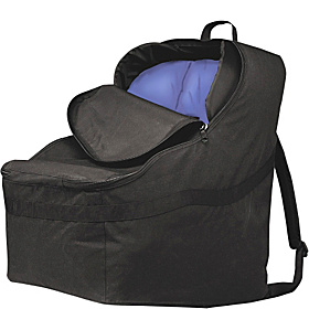 Ultimate Car Seat Travel Bag Black