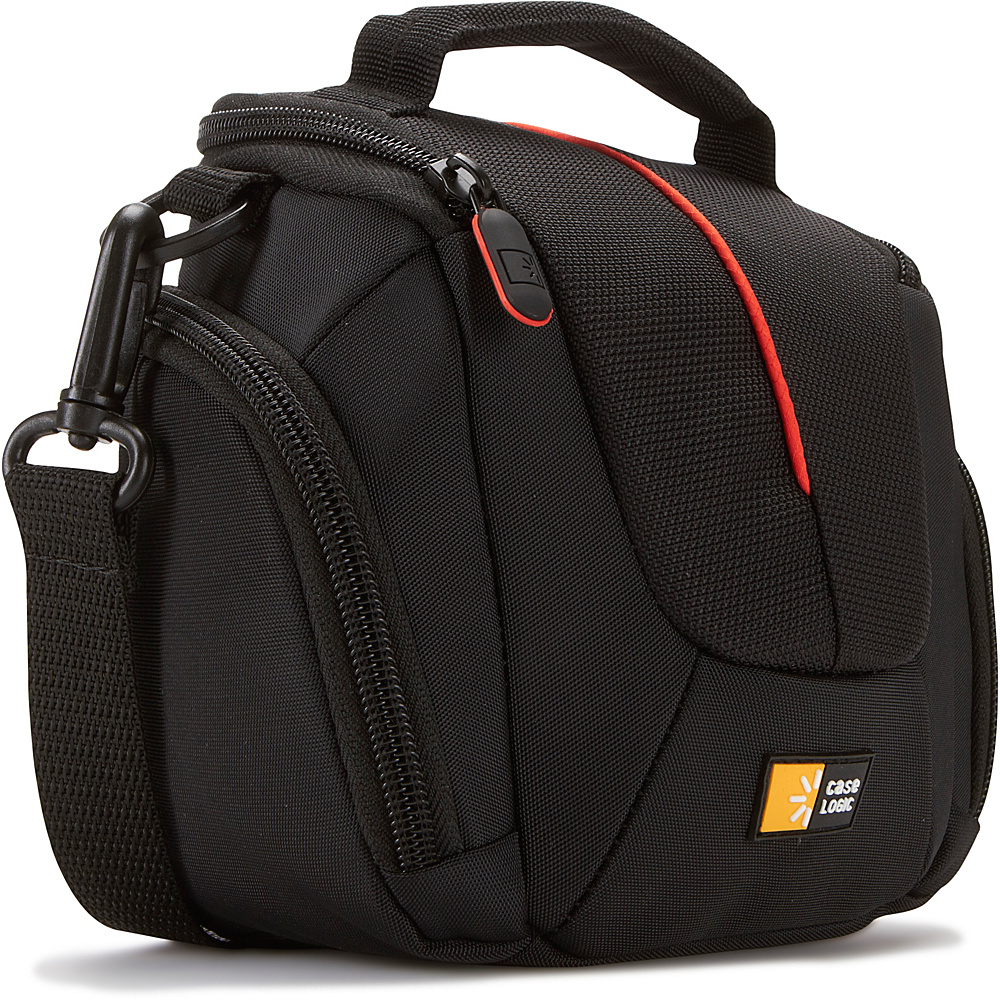 Case Logic High Zoom Camera Case - Black - Technology, Camera Accessories