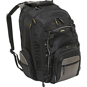 15.4'' CityGear Chicago Laptop Backpack Black/Grey