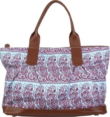Image of Amy Butler for Kalencom Abina Tote Rhapsody - Amy Butler for Kalencom Fabric Handbags