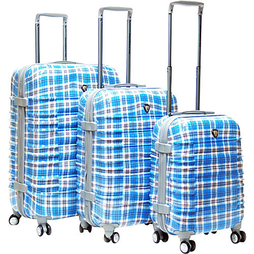 Blue Plaid - $185.99