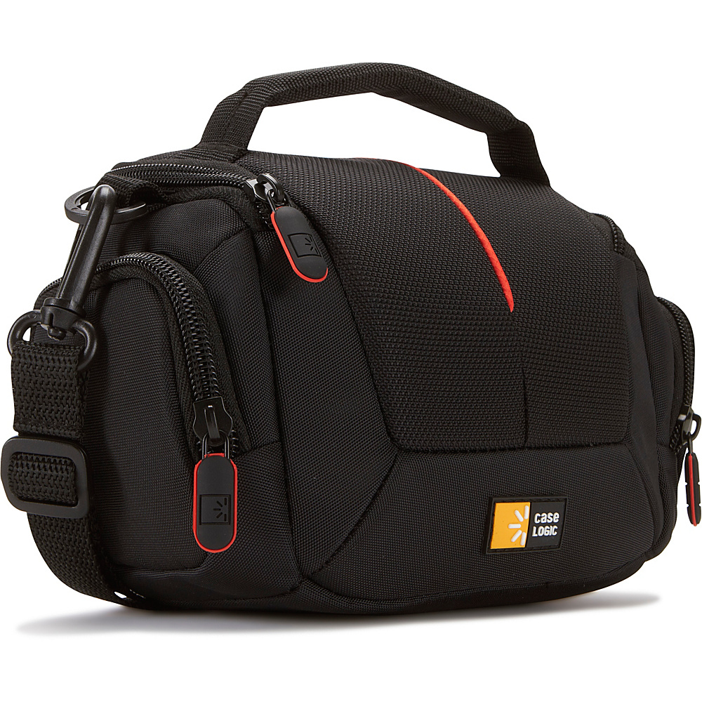 Case Logic Camcorder Kit Bag - Black - Technology, Camera Accessories