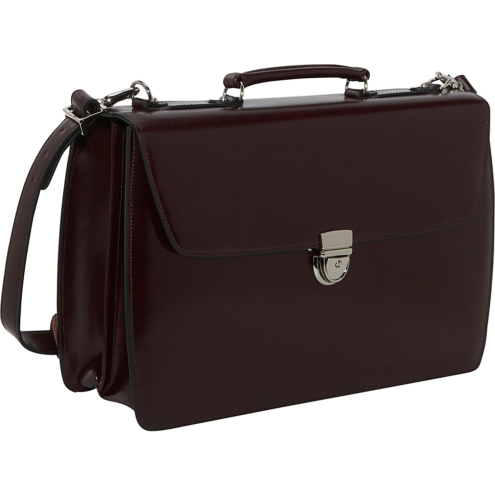 Jack Georges Elements Collection Flapover Laptop - Work Bags & Briefcases, Non-Wheeled Business Cases