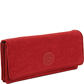 Brownie Organizer Wallet - Large  Red