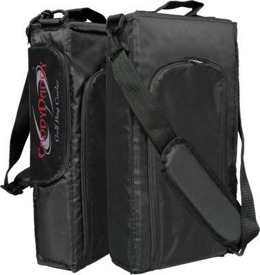 Caddy Daddy Golf 9 Pack Golf Bag Cooler Black - Caddy Daddy Golf Sports Accessories