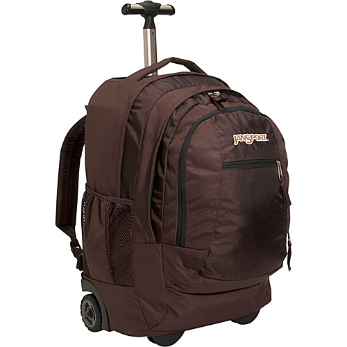 JanSport Driver 8 - Cuban Brown - Backpacks, Wheeled Backpacks