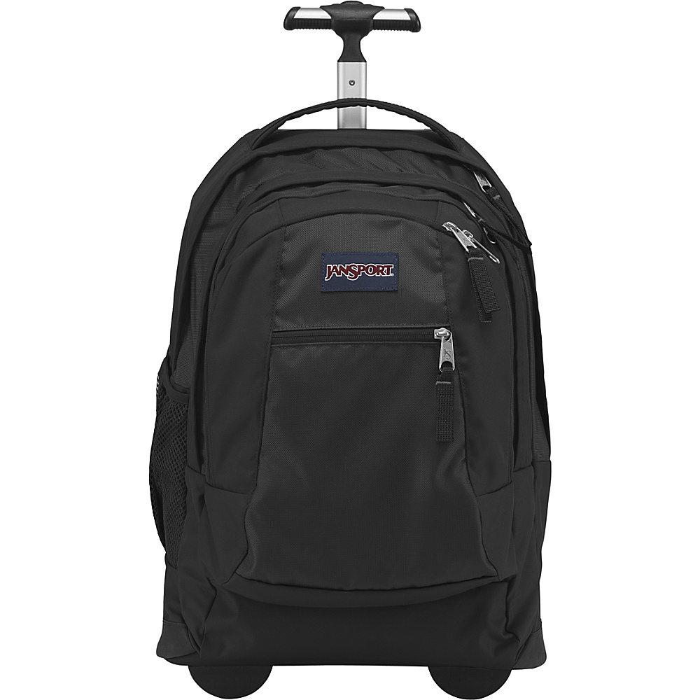 Jansport Driver 8 Rolling Backpack - Black - Backpacks, Rolling Backpacks