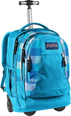 Blue Rolling Backpacks