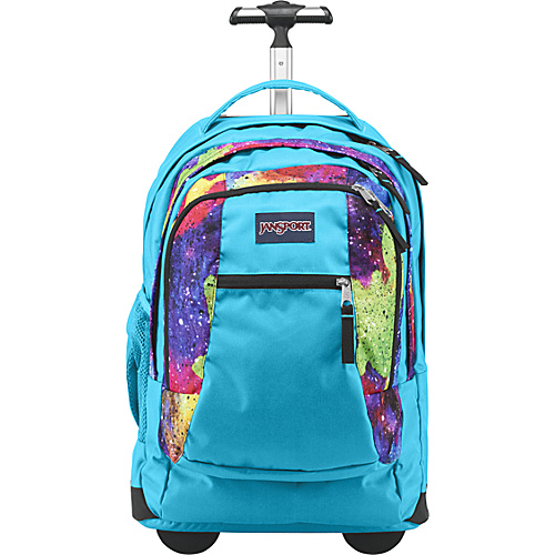 eBags Coupons for JanSport Driver 8 Rolling Backpack Multi Neon ...