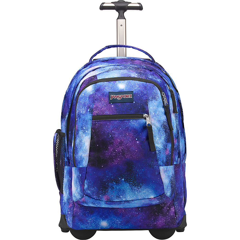 JanSport Driver 8 Rolling Backpack Confetti - JanSport Rolling Backpacks