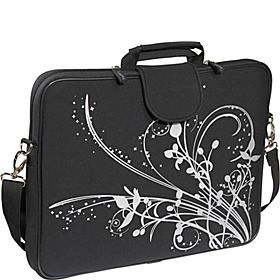 15.6'' Laptop Sleeve Black Orchard