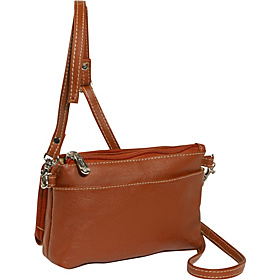 Shoulder Bag/Wristlet Saddle