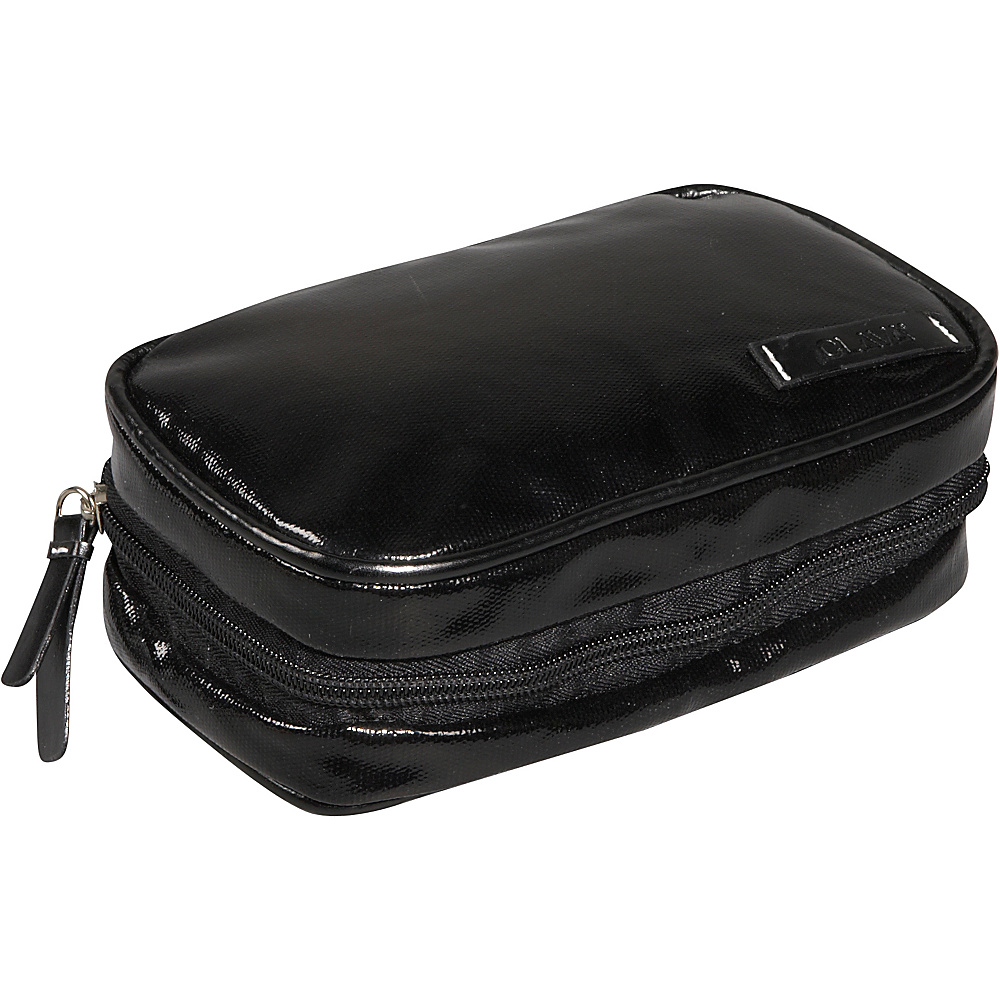 Clava Wellie Small Cosmetic Case Black