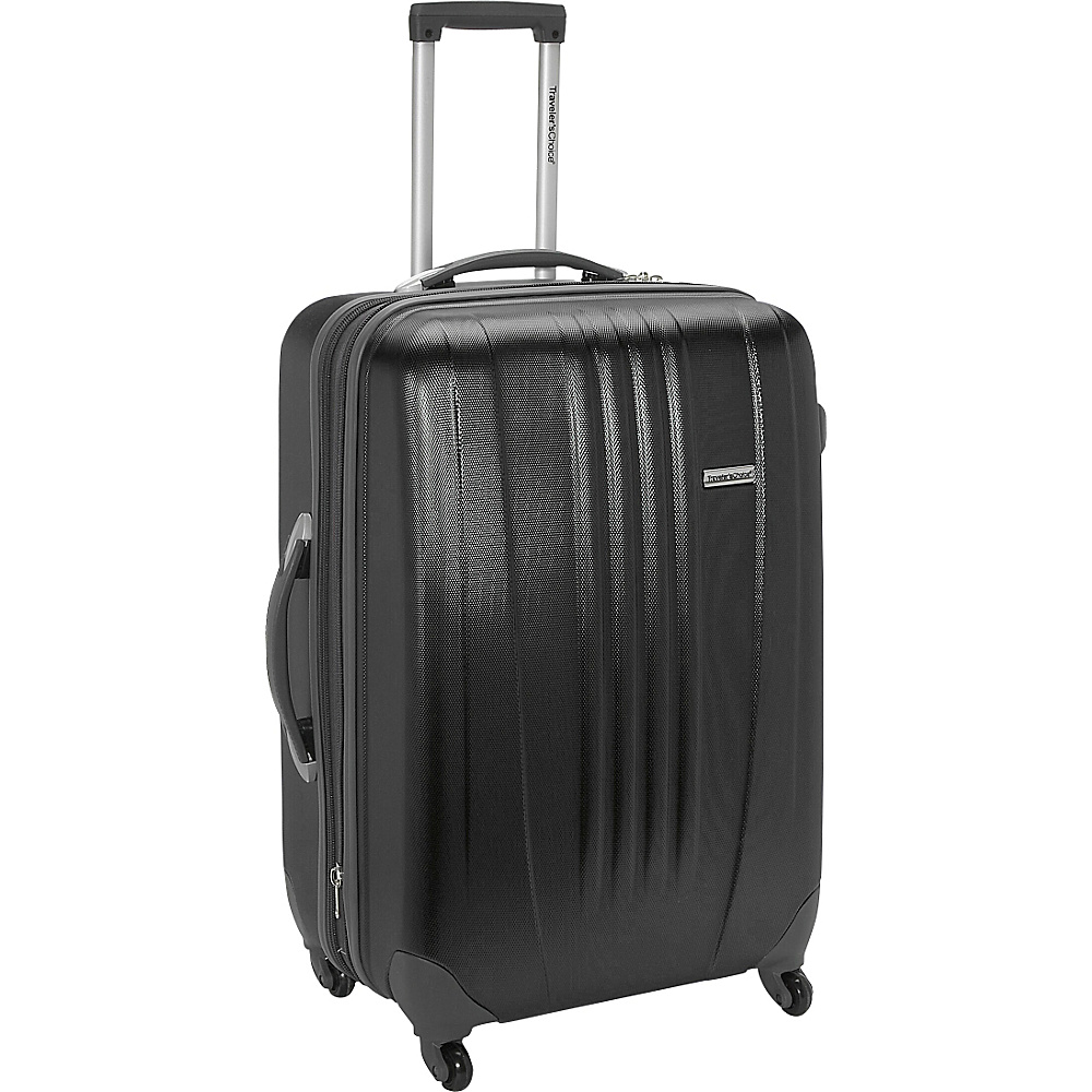 Travelers Choice Toronto 25 in. Expandable Hardside - Luggage, Hardside Checked