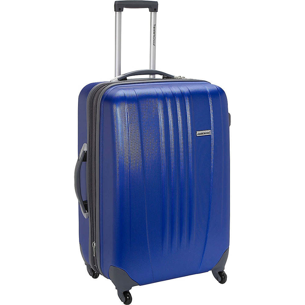 Traveler s Choice Toronto 25 in. Expandable Hardside
