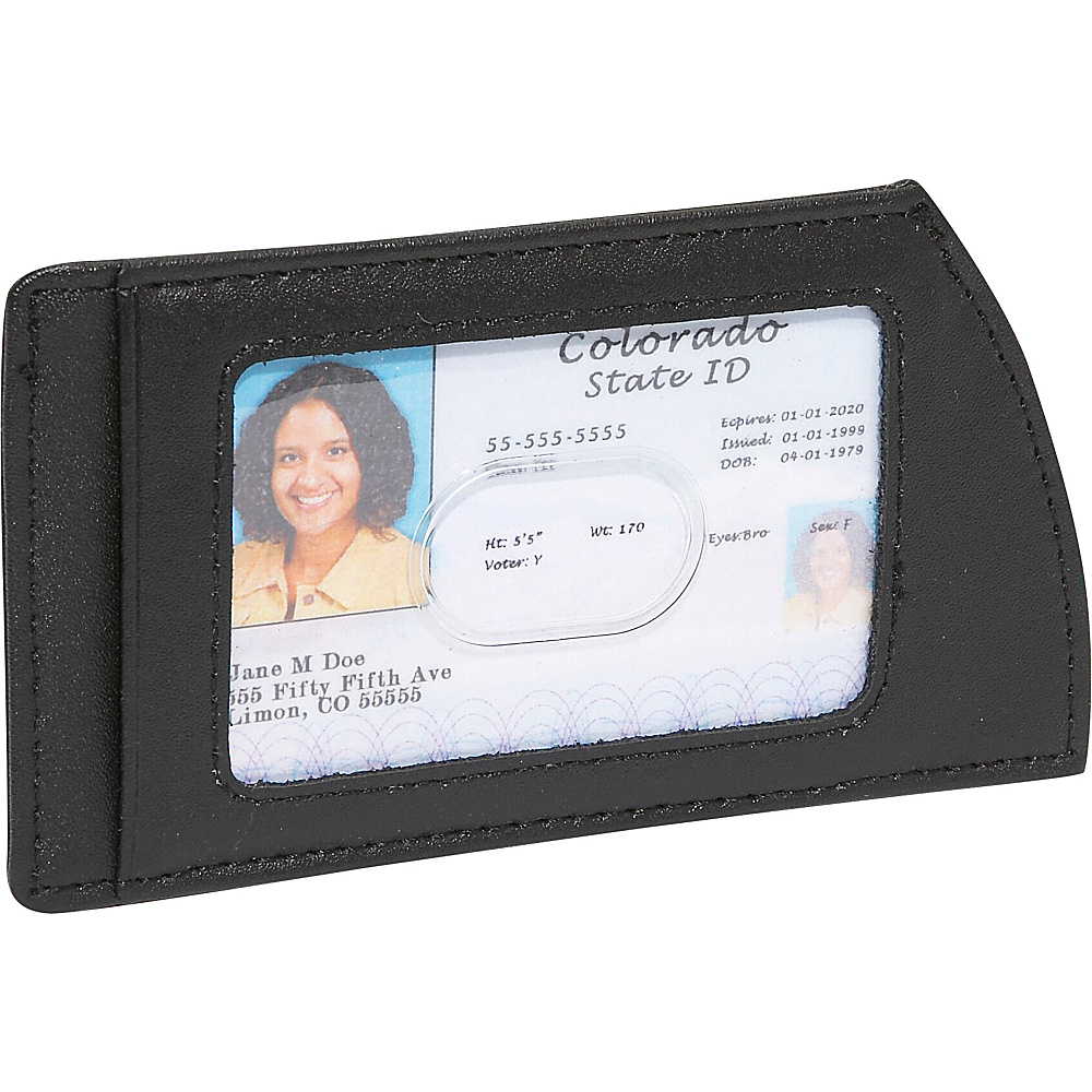 Rogue Wallets Lady Rogue - Black - Women's SLG, Women's Wallets